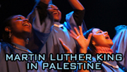 Martin Luther King in Palestine